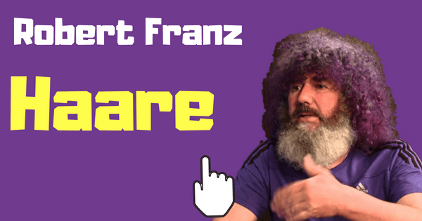 franz lila haare